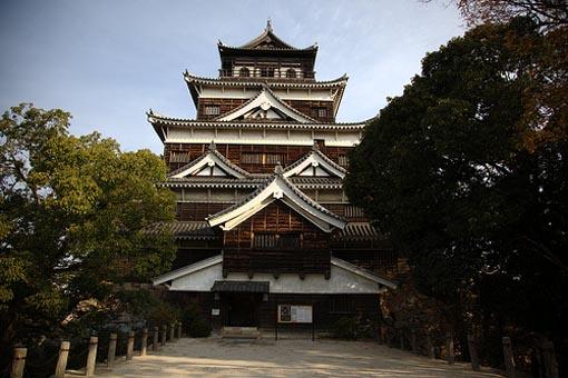 Hiroshima-Castle